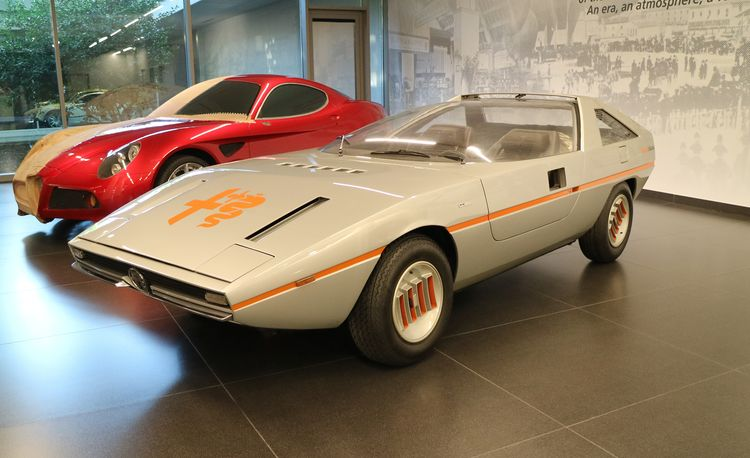 Allora, Alfisti! A Visual Tour of the Alfa Romeo Museum in Italy