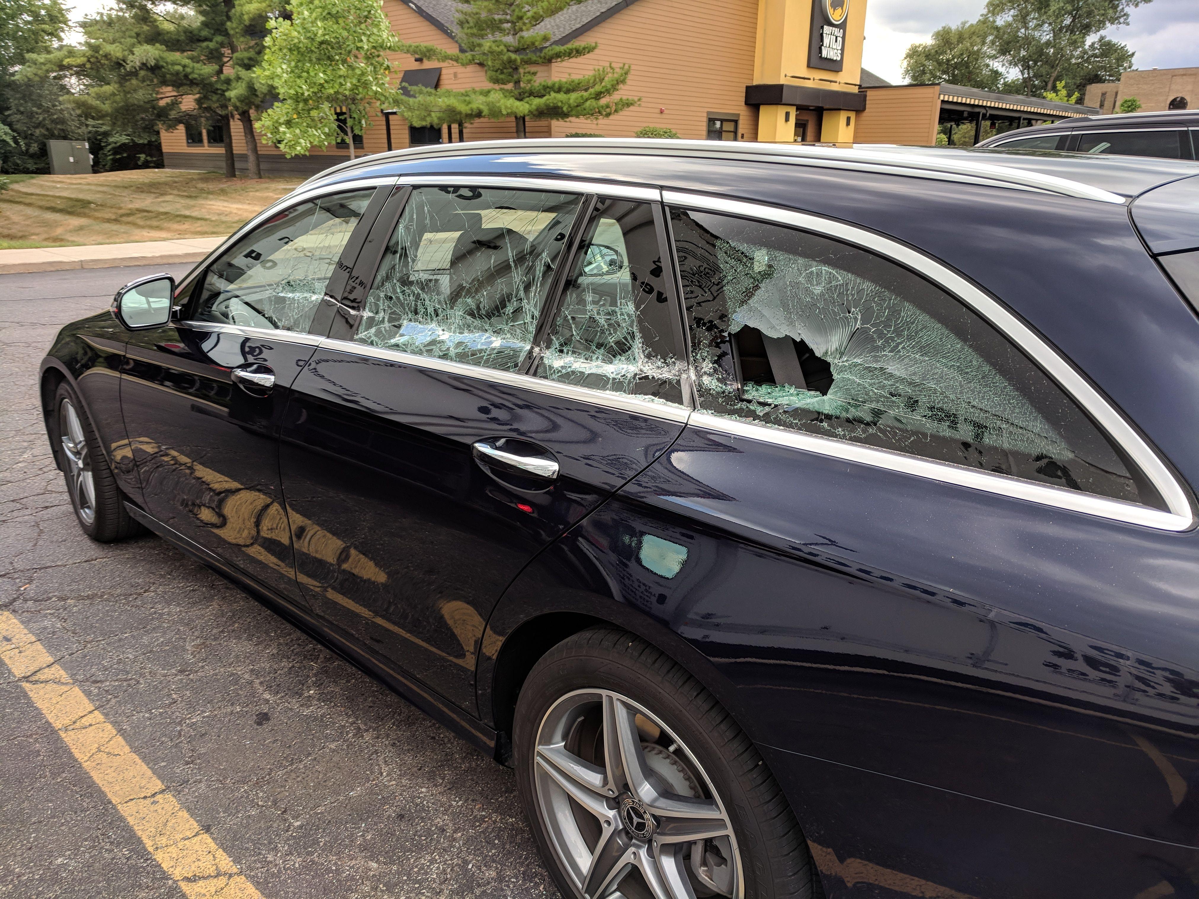 Disaster Strikes Our Long-Term 2018 Mercedes-Benz E-class Wagon