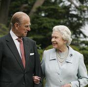 queen and duke of edinburgh diamond wedding anniversary