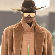 louis vuitton  runway   paris fashion week   menswear fw 2021 2022