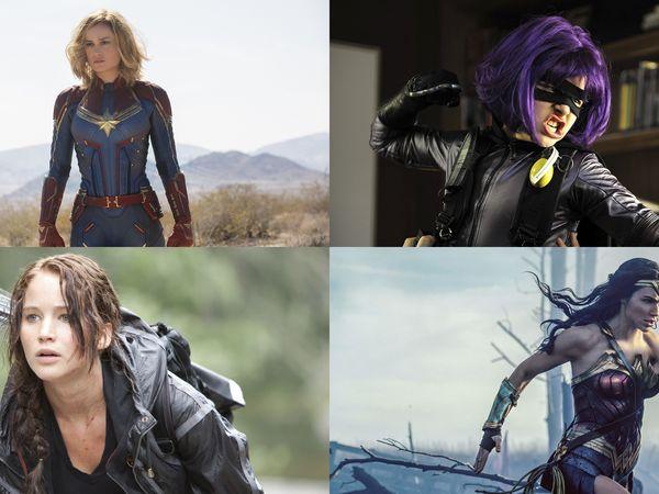 キャプテン・マーベルだけじゃない! 21世紀に革命を起こした女性ヒーロー映画12