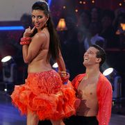 awkward dancing with the stars moments