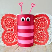 diy valentine's day boxes