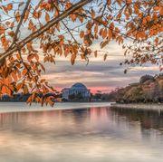 fall weekend getaways