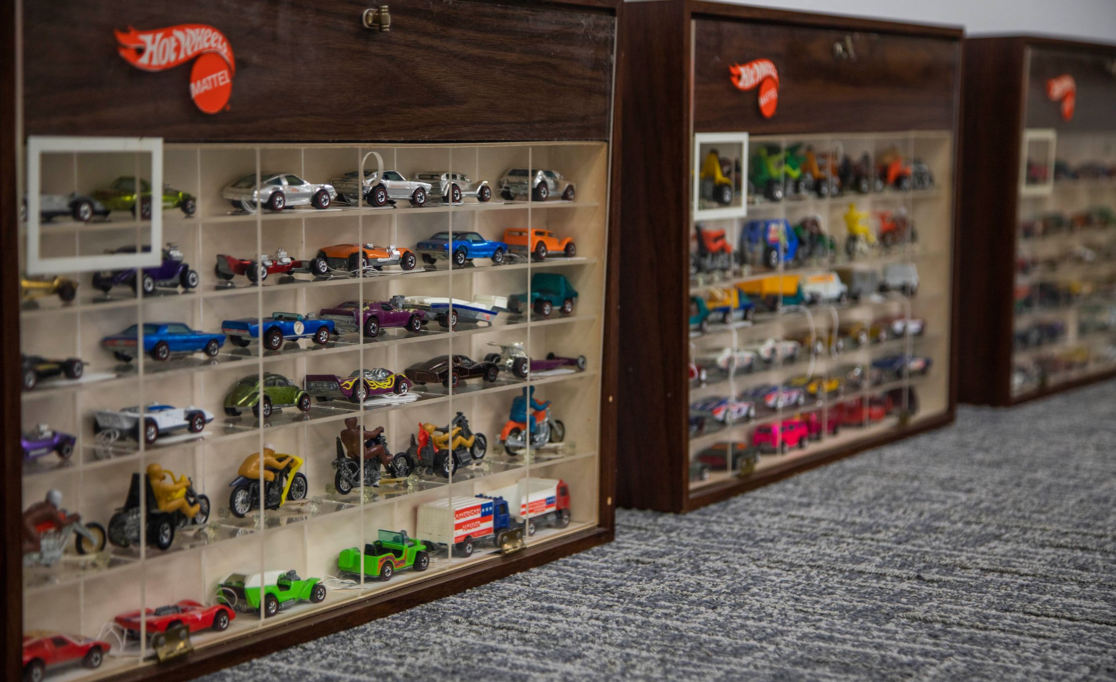Inside the World's Most Valuable Hot Wheels Collection