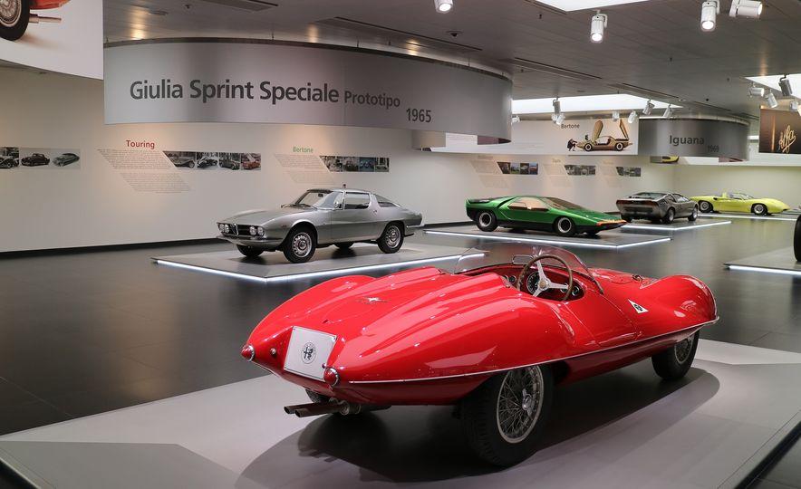 Allora, Alfisti! A Visual Tour of the Alfa Romeo Museum in Italy - Slide 1