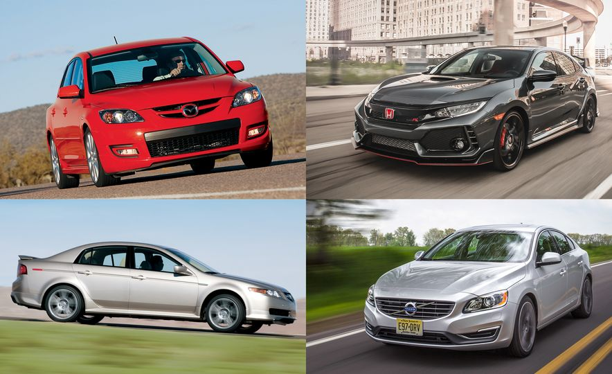 These Are the Quickest Front-Wheel-Drive Cars We've Ever Tested (So Far) - Slide 1