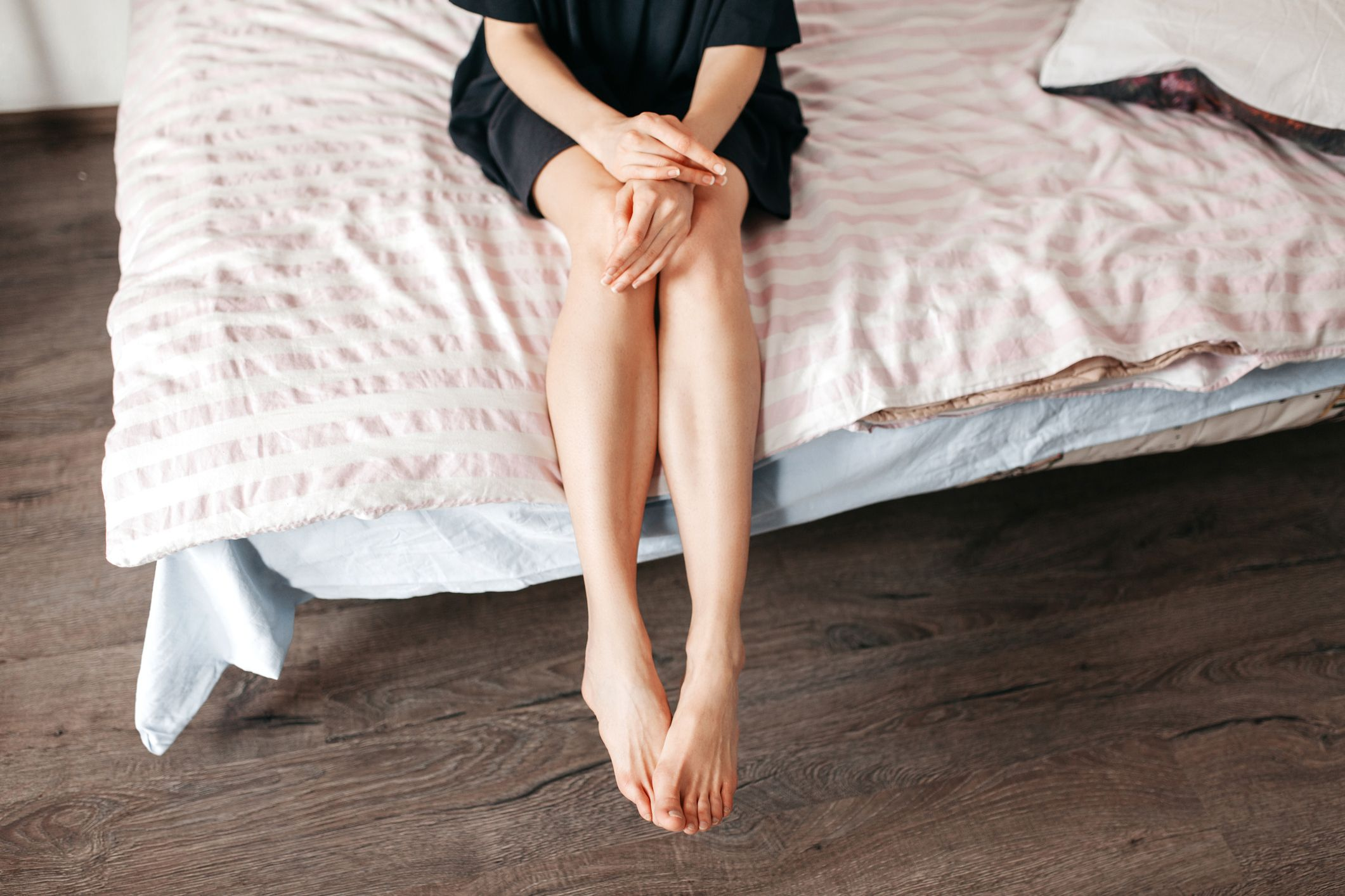 iron deficiency restless leg syndrome