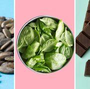 Green, Food, Basil, Superfood, Plant, Ingredient, Herbal, Cuisine, Vegetarian food, Produce,