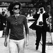 jackie onassis sighting   november 7, 1971