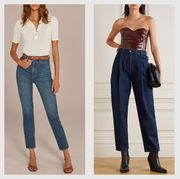 the most flattering high waisted jeans for women