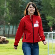 business leaders meet in sun valley, idaho for allen and co annual conference