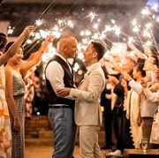 Sparkler, People, Event, Crowd, Ceremony, Musical, Performance, Tradition, Party supply,