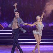 jenna johnson nev schulman dancing with the stars semi finals
