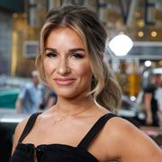 new york, new york   september 09 jessie james decker visits extra at the levis store times square on september 09, 2019 in new york city photo by john lamparskigetty images