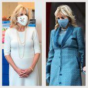 jill biden first lady style fashion