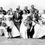 john f kennedy wedding
