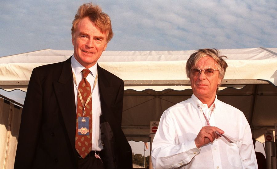 Snakes Rose Up in Indignation: When Bernie and Max Ruled F1