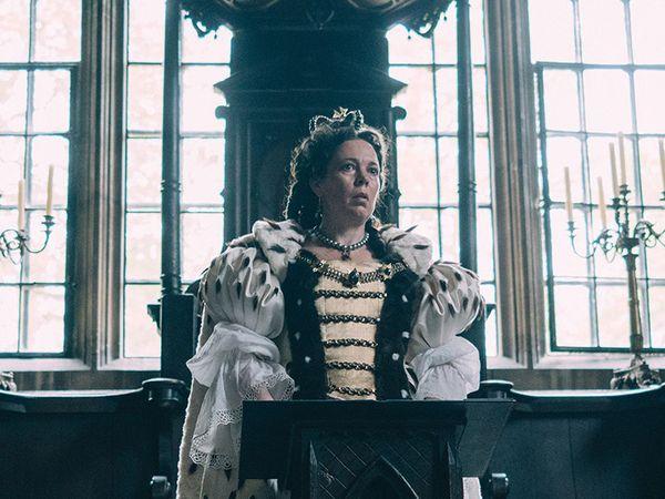 英国インディペンデント映画賞で『女王陛下のお気に入り』が10冠!