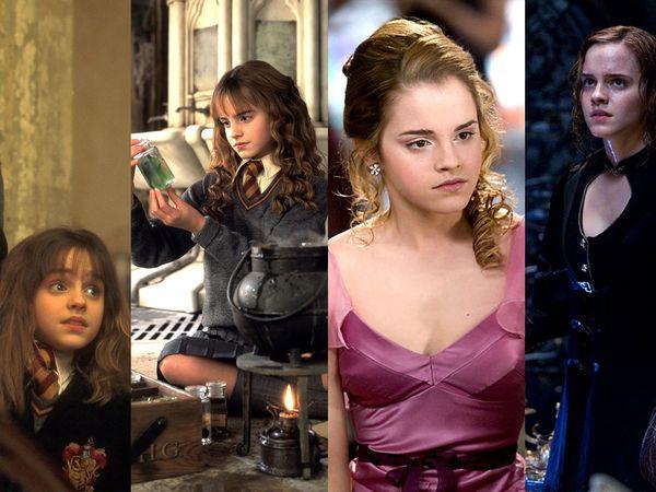 『ハリー・ポッター』で振り返る、エマ・ワトソンの成長クロニクル