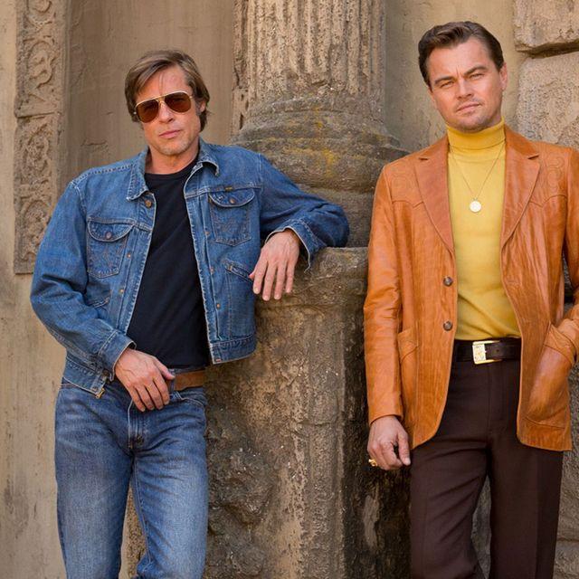 Jeans, Jacket, Outerwear, Denim, Suit, Temple, Leather jacket, Blazer,