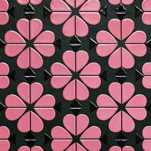 Pattern, Pink, Design, Line, Pattern, Textile, Plant, Circle, Pedicel, Dahlia,