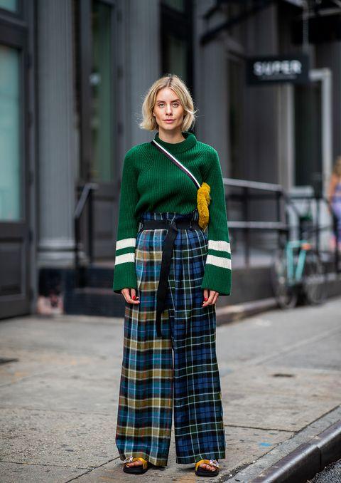 Plaid, Clothing, Tartan, Pattern, Street fashion, Fashion, Green, Textile, Design, Kilt,