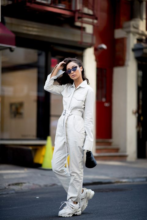 White, Street fashion, Photograph, Clothing, Shoulder, Fashion, Beauty, Snapshot, Pink, Footwear,