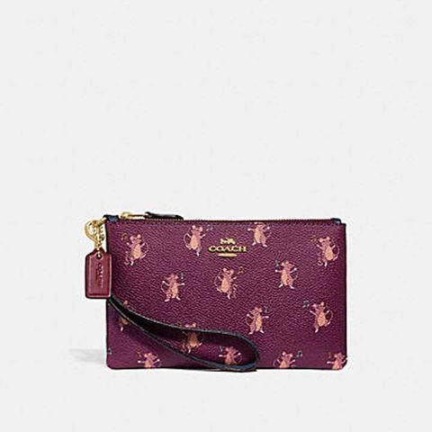 Wallet, Coin purse, Fashion accessory, Purple, Bag, Violet, Handbag, Magenta, Material property, Leather,