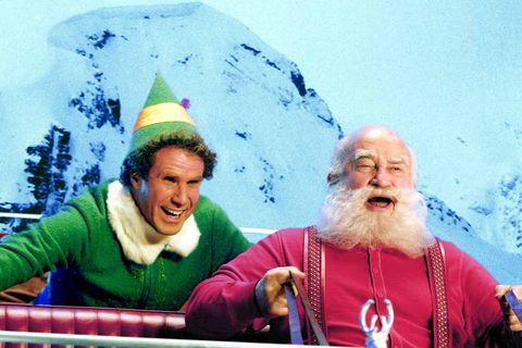 Facial hair, Santa claus, Fun, Beard, Fictional character, Guru, Smile, Moustache, Christmas, Elder,