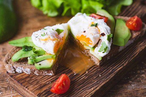 Cuisine, Food, Dish, Ingredient, Bruschetta, appetizer, Finger food, Sandwich, Produce, Vegan nutrition,
