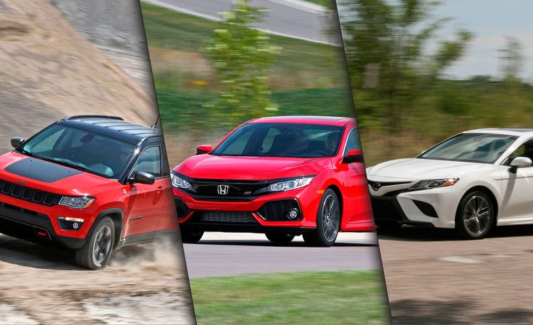 $199 Car, Truck, and SUV Lease Deals for May 2018