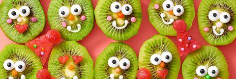 kiwi birthday party