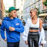 Celebrity Sightings in New York City - July 12, 2018