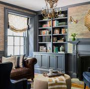 Living room, Room, Furniture, Interior design, Wall, Building, Table, Home, Design, Shelf,