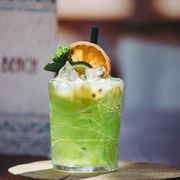 st. patrick's day green drinks