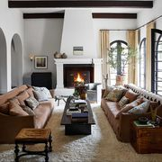 kendall jenner's bedroom and living room