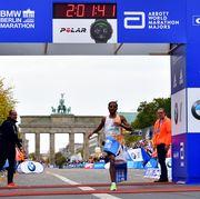 berlin marathon 2019 kenenisa bekele