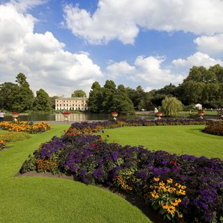 Kew Botanical Gardens, Richmond-On-Thames, Surrey
