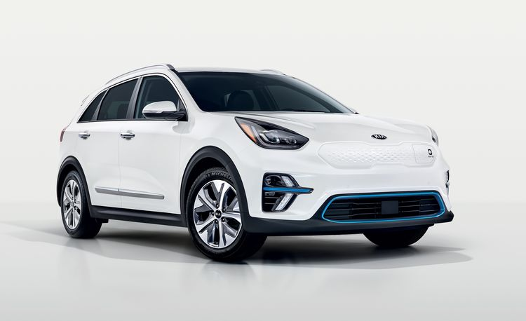 2019 Kia Niro EV Completes the Lineup with a Specialty Green Model