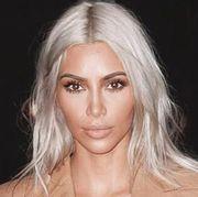Kim Kardashian tiny trench coat naked