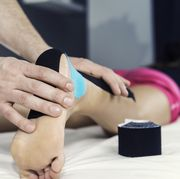 Kinesio Taping Physical Therapy