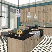 house beautiful virtual kitchen