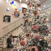 Kylie Jenner's Christmas tree is a casual 20 foot tall