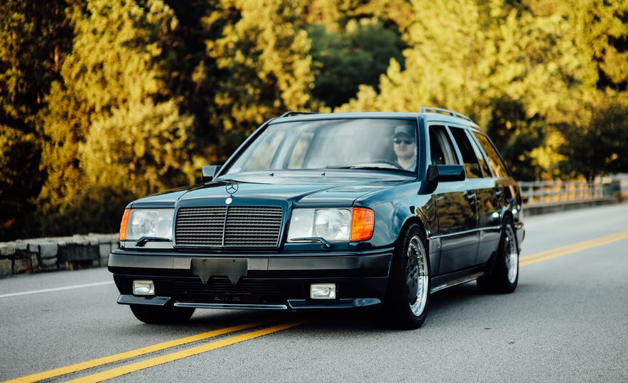 A Visual History of AMG-Modified Mercedes-Benz E-class Wagons - Slide 3
