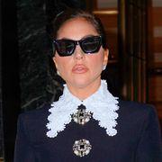 lady gaga nyc fashion