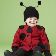 ladybug costume diy baby