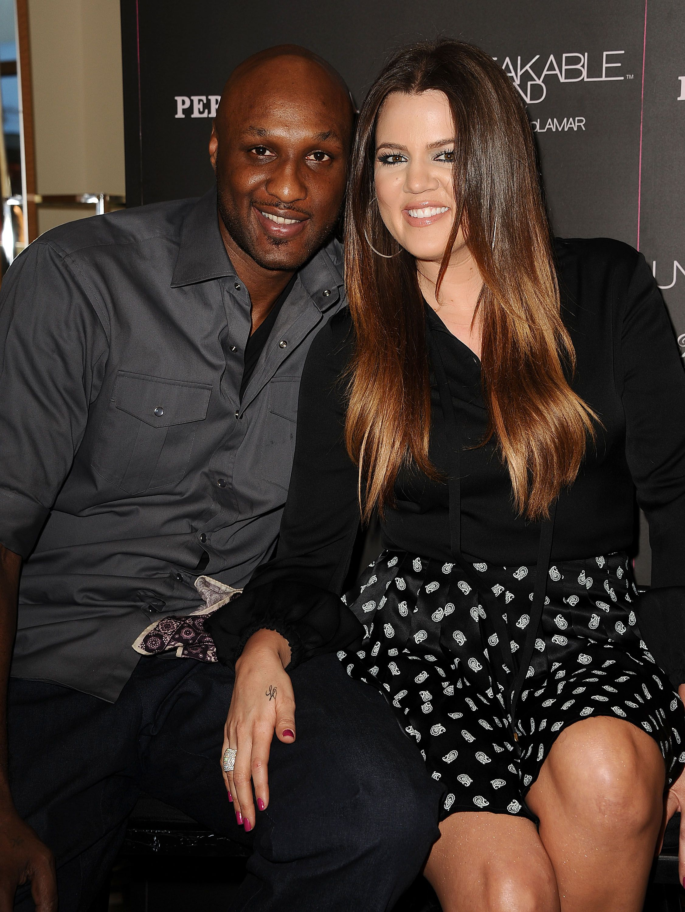 Er, Lamar Odom's Kids Found Out About His Engagement to Sabrina Parr on Instagram