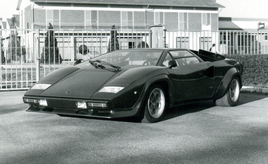 How the Lamborghini Countach Got That Name