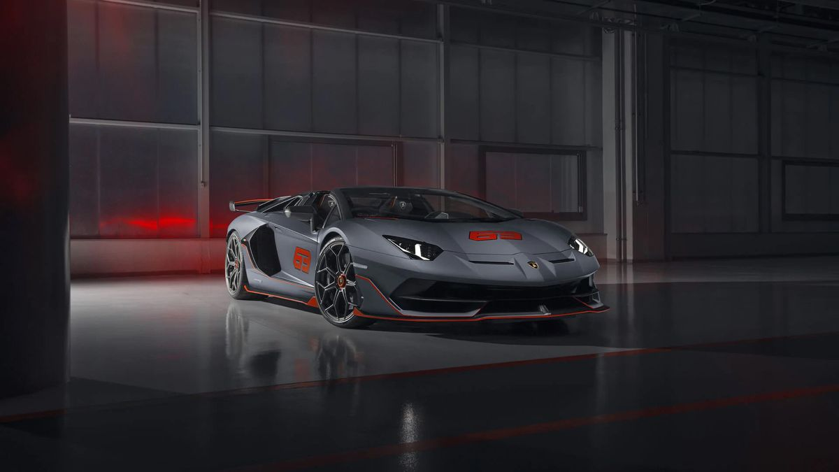 Lamborghini Aventador SVJ63, Now in Roadster Form